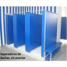 Separadores de duchas
