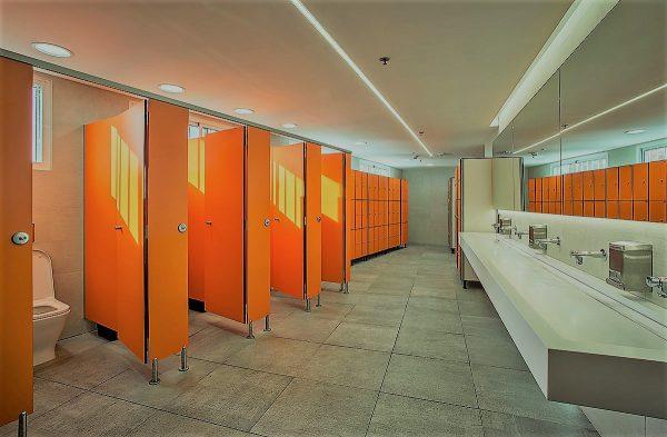 cabinas de fenólico